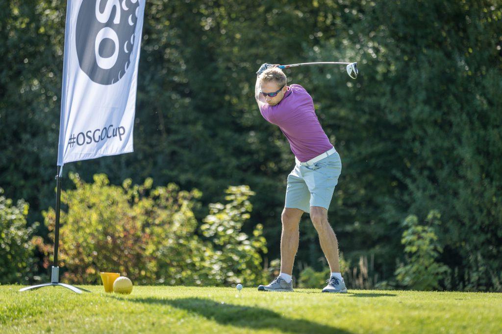 Timon Gottschalk - Gewinner OS.GolfCUP 2019
